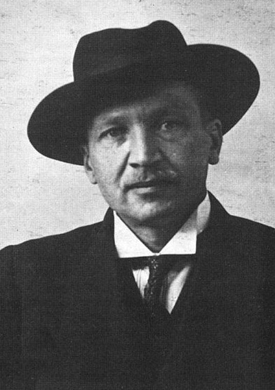 Kullervo Manner toimi 1917 eduskunnan puhemiehenä ja 1918 punaisen Suomen pääministerinä.