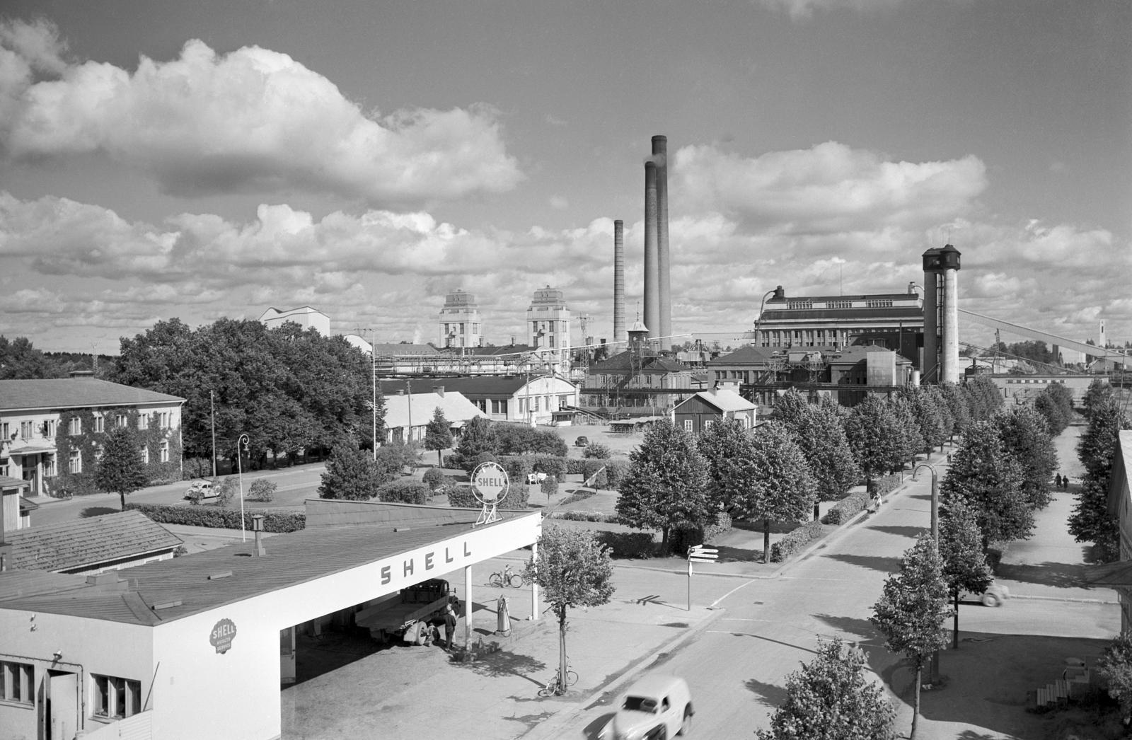 suomi 1950