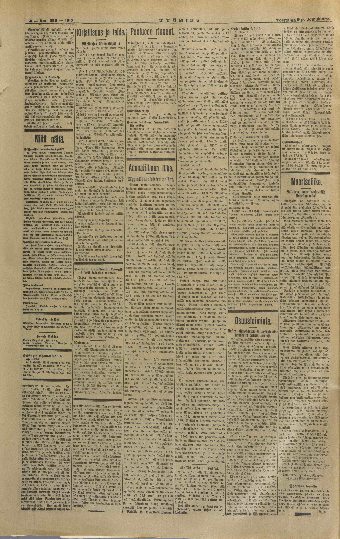 Työmies_9.12_1915_s4_Sibelius