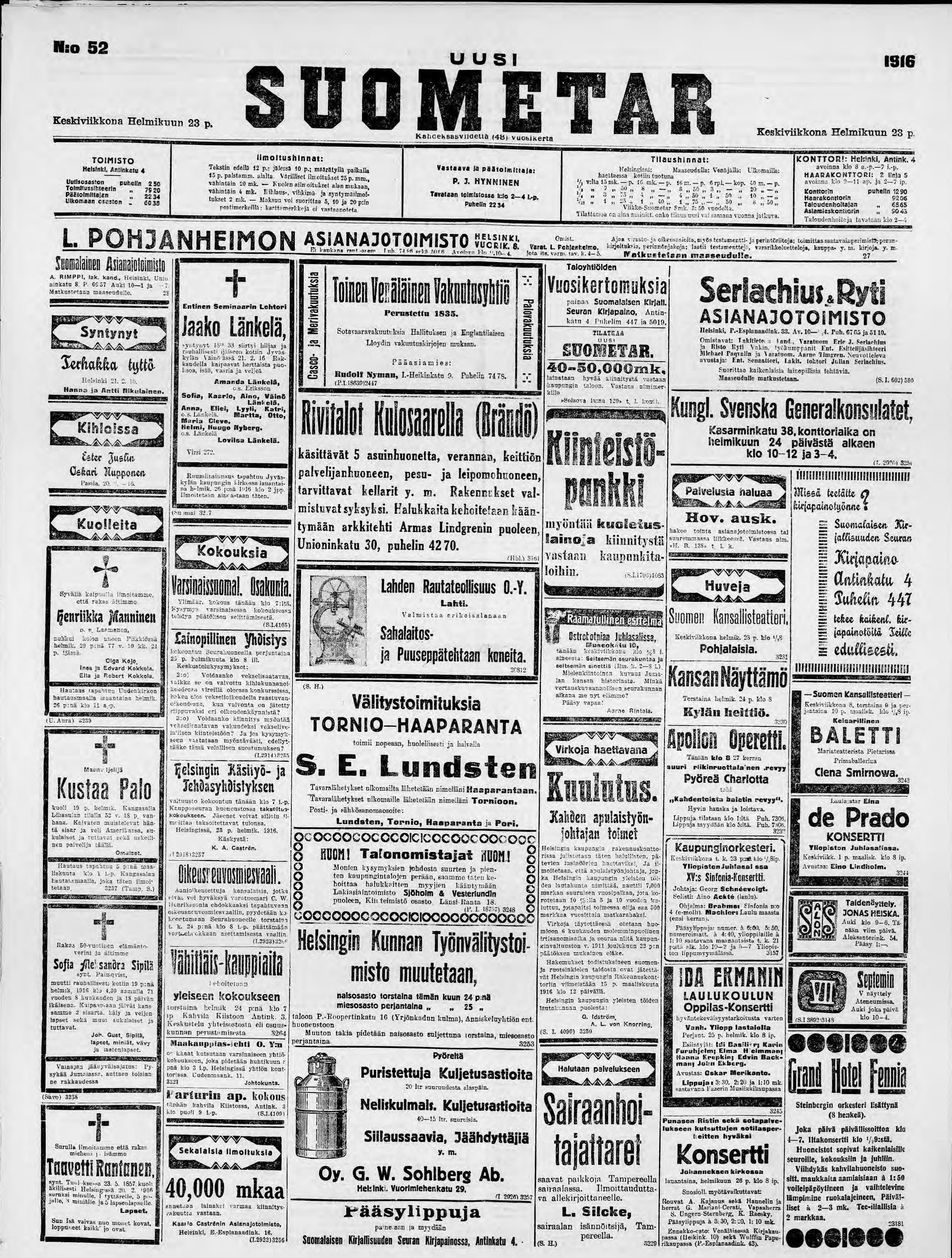 Uusi_Suometar_23.2.1916