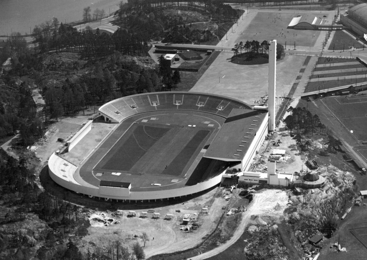 Tukholman Stadion