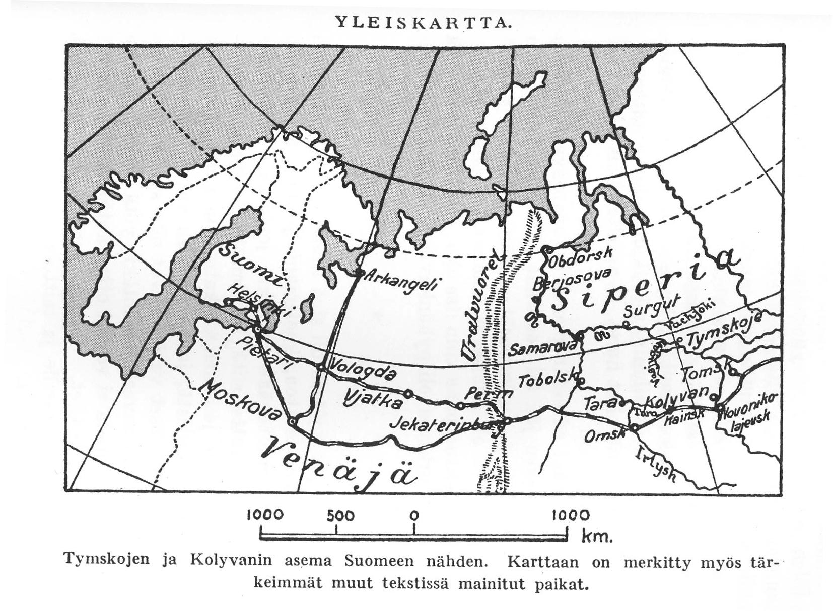 1914-kartta-matka-siperiaan-raikkonen-1928